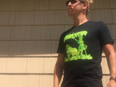 Wasteland Warriors T-Shirt (LIMITED Slime Green Edition) photo