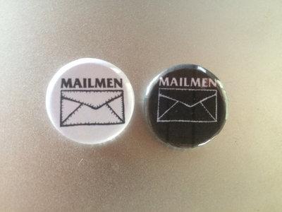 """1""""  Mailmen Button main photo"""