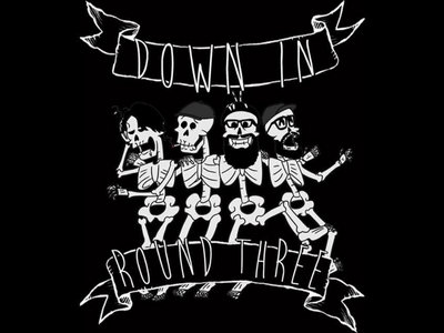 "DIRT ""Dem Bones"" T-Shirt main photo"