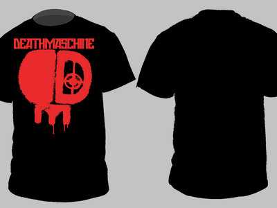 DEATHMASCHINE 'TAG' T-Shirt main photo