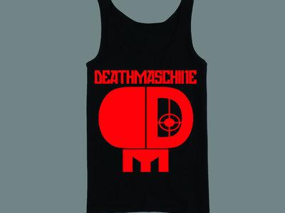 DEATHMASCHINE 'LOGO' Tank Top main photo