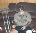 death metal redneck image
