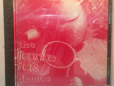 Licorice Tea Demo CD (2nd Printing in Pink) main photo