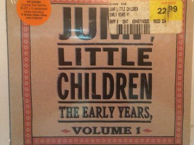 JLC- The Early Years (Double CD set)- Limited amount left main photo