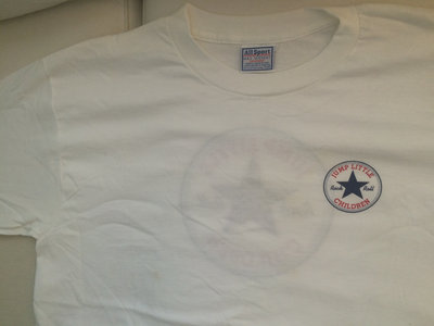 JLC Converse Logo Tee (2 left in world- XL only) main photo