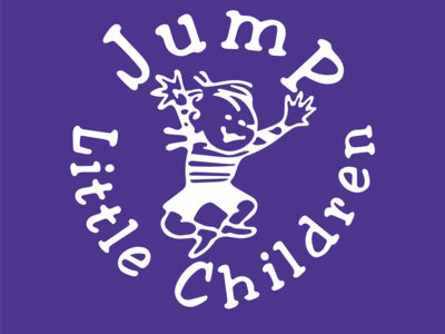 Kids Sizes- Vintage Jumping Bobby Purple Tee main photo