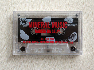 Garcia da Selva – Mineral Music (Urubu Tapes) main photo