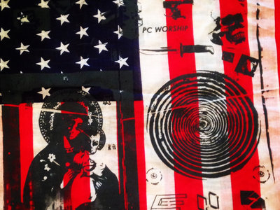 JULY 4 USA LIMITED EDITION DREAD HEAD BANDANA + 2 SONG EP main photo