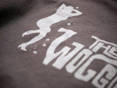 Woggles Logo on Gal's Gray T photo