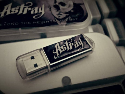 'Beyond The Heights Of Lust' in 8gb Limited Edition USB Drive main photo