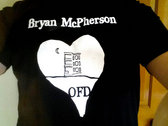 O.F.D. Heart on Soft 100% Cotton T- Shirt photo