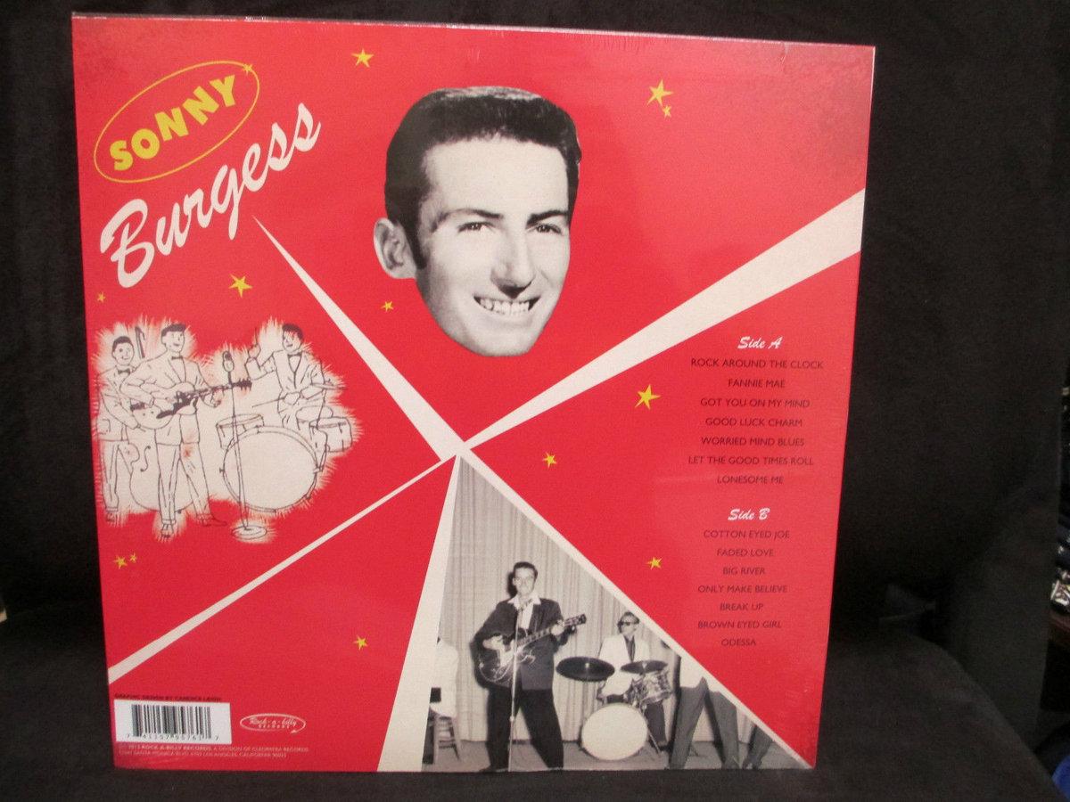"""Résultat de recherche d'images pour """"Sonny Burgess"""""""