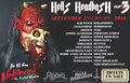 HELLS HEADBASH - FREE FEST COMPS image