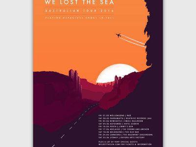Australian Tour Poster main photo