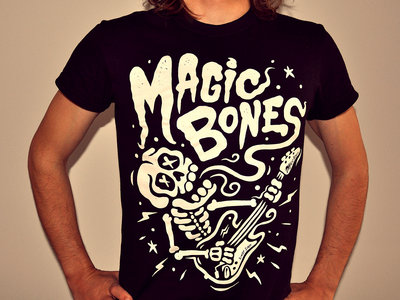 Magic Bones Skeleton T-Shirt main photo
