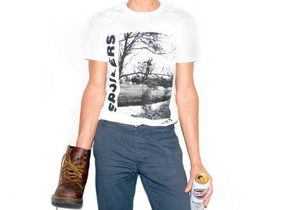 Spoilers Fall T-Shirt (White) main photo