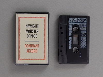 ANM004 N.M.O. — Dominant Akkord Cassette main photo