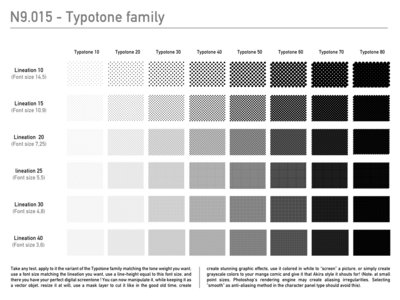 N9.015 - Typotone main photo