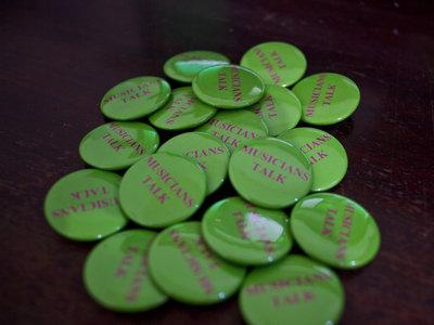 Musicians Talk pins!! main photo