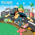 Pusher. image