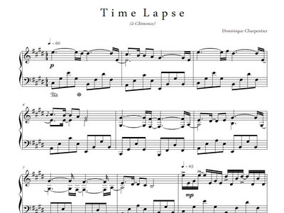 """All Sheet Music of """"Passages"""" main photo"""