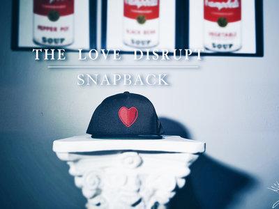 The Love Disrupt Snapback main photo
