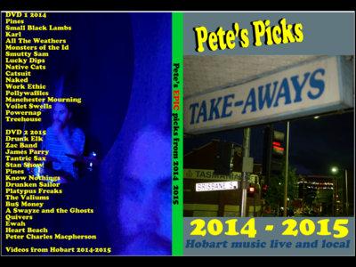 Pete's Picks 2014-2015 main photo