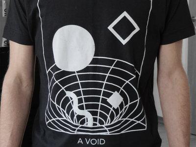 """T-Shirt """"A Void"""" (black) main photo"""