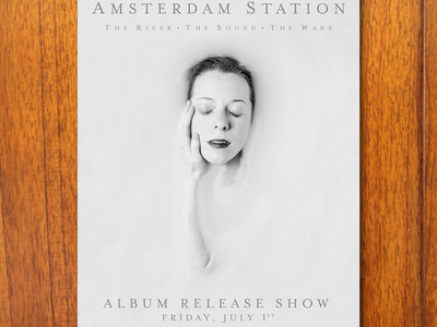 Limited Edition Signed Album Release Poster main photo