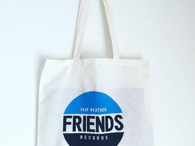 Fair Weather Friends Tote Bag main photo