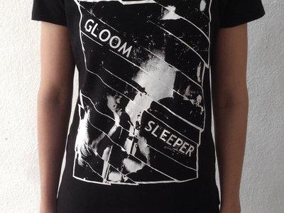 "T-Shirt ""Gloom Sleeper"" (black) main photo"