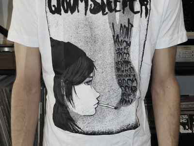 """T-Shirt """"Doubts Have Grown"""" (white) main photo"""