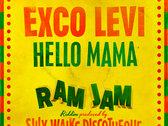 """Ram Jam Riddim - 7"""" Vinyl - L.U.S.T./Exco Levi photo"""