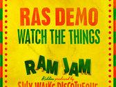 """Ram Jam Riddim - 7"""" Vinyl - Sara Lugo & Protoje/Ras Demo photo"""