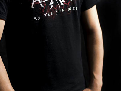 """Aeranea - As the Sun died"" T-Shirt main photo"