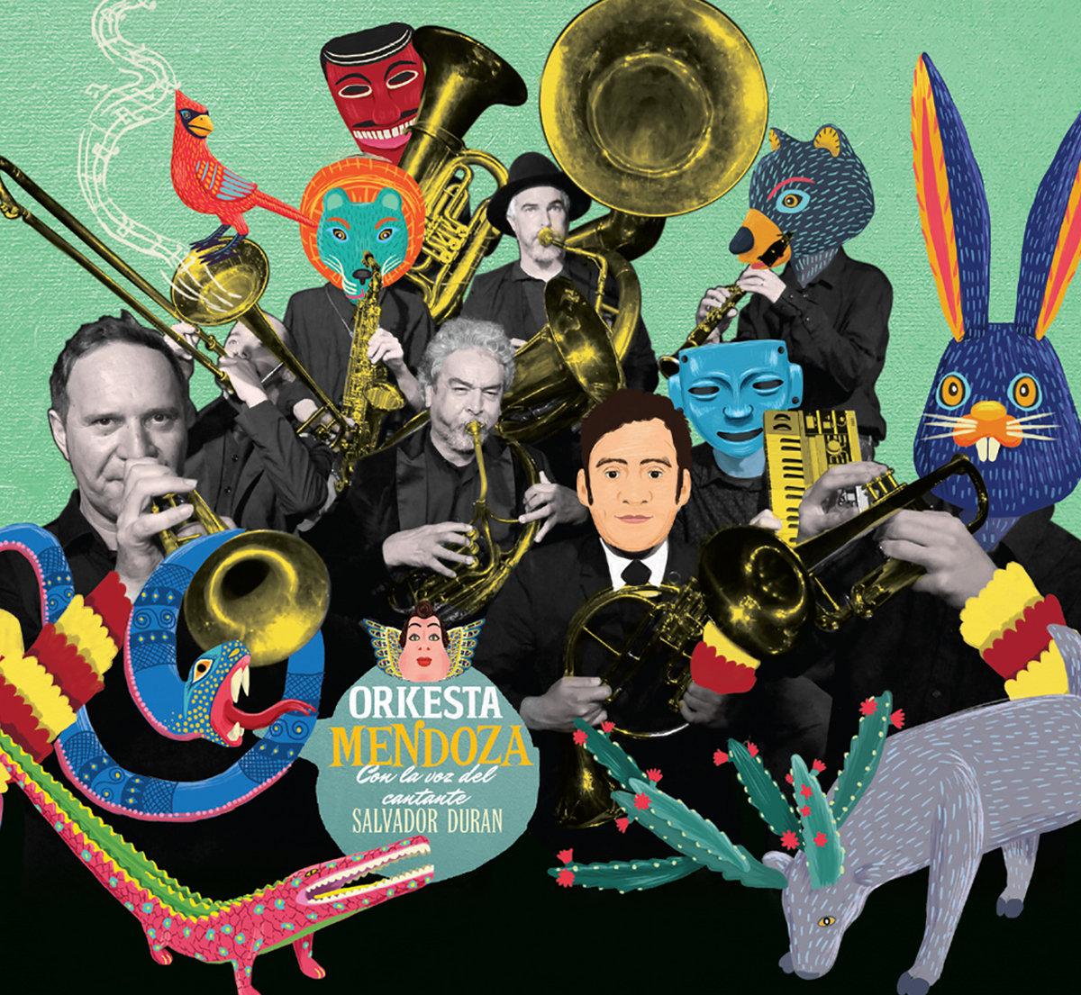 Image result for orkesta mendoza