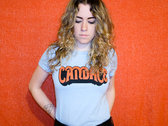 Candace Logo T-Shirt photo