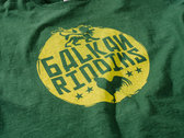 Balkan Riddims T-shirt photo