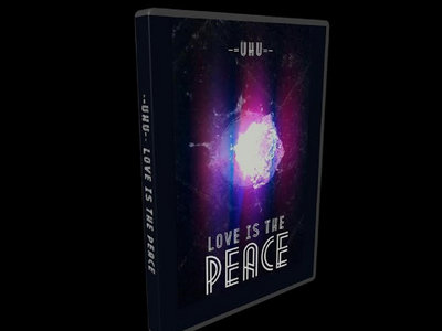 "BCDVD001 - -=UHU=- - ""Love Is The Peace"" Limited Edition DVD (Free Shipping) main photo"
