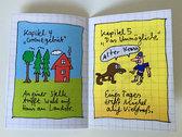 """Der Vielfraß"" 12 pages full color comic book by Florian ""Pernille"" Lindsinger + Otter Waalkes photo"