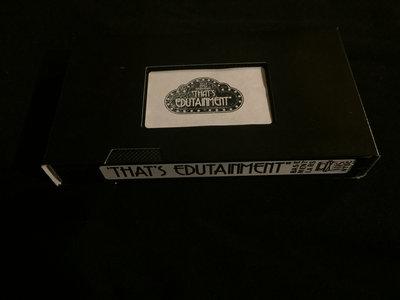 That's Edutainment BLACK VHS Tape main photo