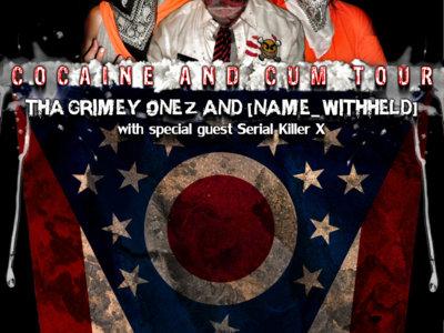 Cocaine and Cum Tour DVD main photo