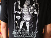Kali T-shirt (front and back print) photo