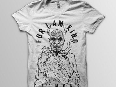 Daemons T-shirt (white) main photo