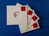 """Les Yeux Orange - Coco / Jungle - 12"""" Vinyl photo"""
