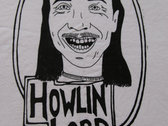 Howlin' Lord T shirt photo