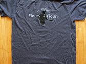 T-Shirt Fleury Fleuri photo