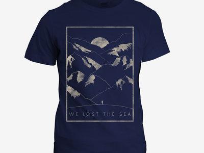 Mountains T-Shirt Navy main photo