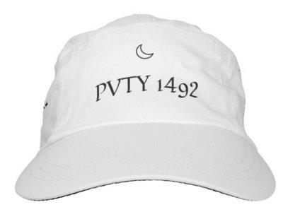 hat, white main photo