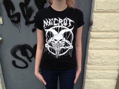 "Necrot - ""The Labyrinth"" Women's T-shirt main photo"